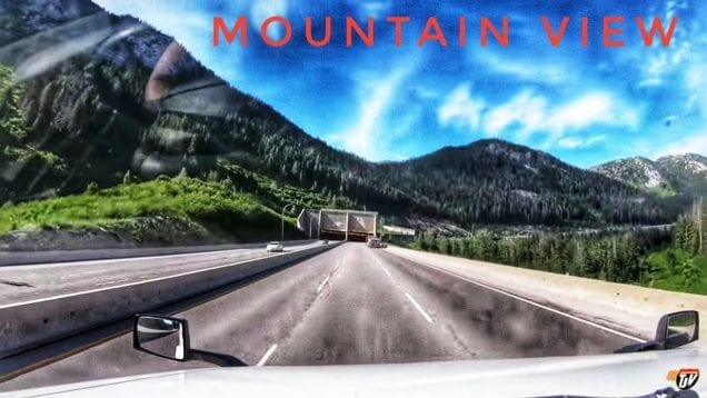 My Trucking Life | MOUNTAIN VIEW | #1736