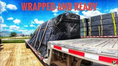 My Trucking Life | WRAPPED AND READY | #1733
