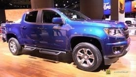 2019 Chevrolet Colorado Z71 – Exterior and Interior Walk Around