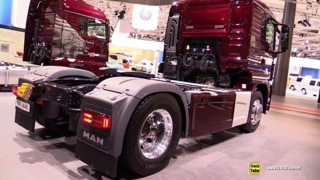 2019 MAN TGS 18 400 Tractor for Tank Transport – Exterior Interior Walk Around