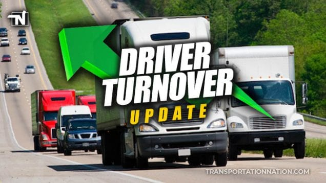 Driver Turnover Update – Q1 2019