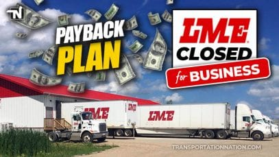 LME Closed for Business – Payback Plan
