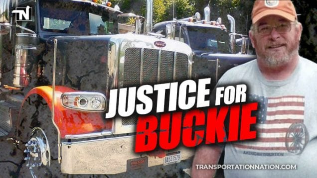 Missing Truck Driver Founded Dead – Suspicious Death – Under Investigation – Justice for Buckie