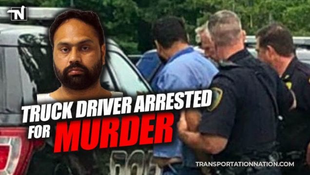 Punjabi Truck Driver Arrested for Murder of Family in Ohio