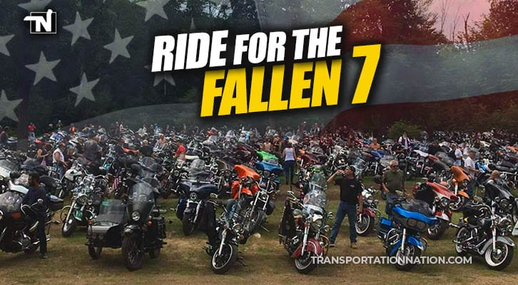 3,000 Bikers Pay Tribute To NH Crash Victims With 90-Mile