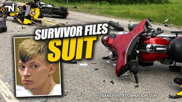 Survivor of NH Motorcycle Accident Files Suit