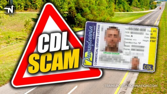 cdl scam in pennsylvania