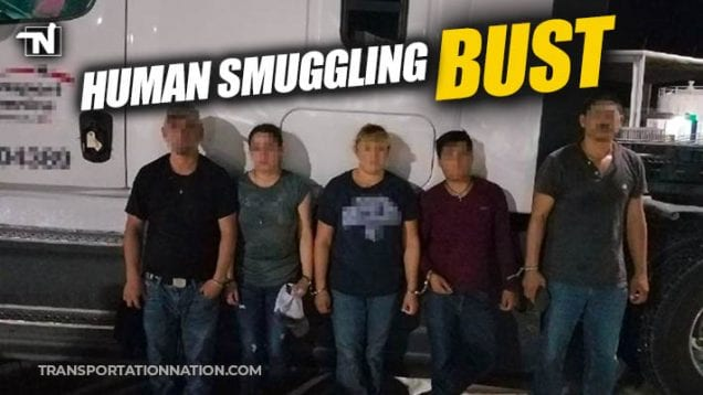 human smuggling bust