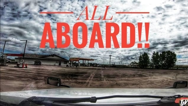 My Trucking Life | ALL ABOARD!!! | #1752