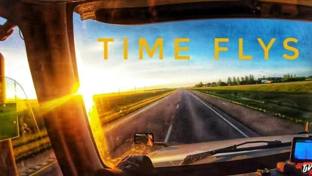 My Trucking Life | TIME FLYS | #1756