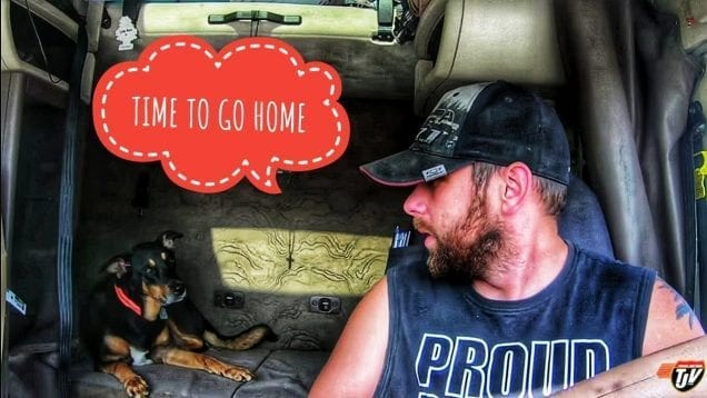 My Trucking Life | TIME TO GO HOME | #1768
