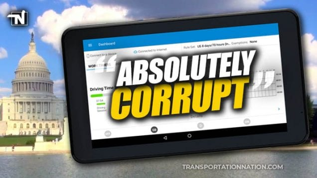sbtc blasts fmcsa for being absolutely corrupt