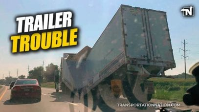 trailer trouble – bon logistics – victor stephanov – pennsylvania