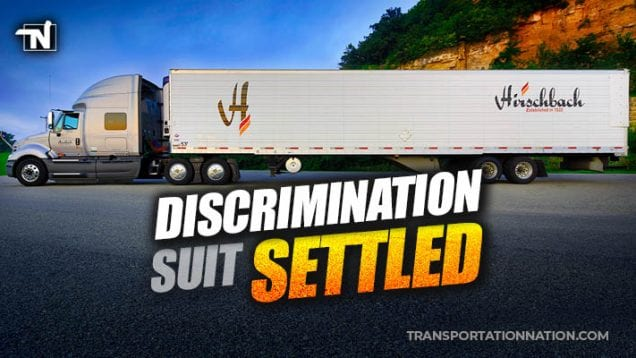 Hirschbach – discrimination suit settled