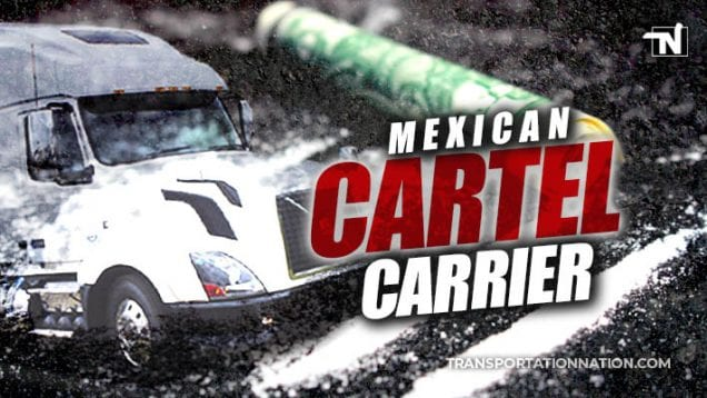 Mexican Cartel Carrier