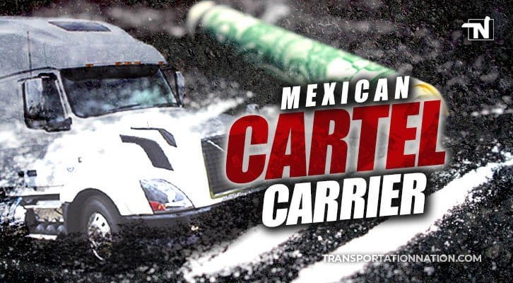 Woman Admits Using Trucking Business to Traffic Cocaine for Mexican