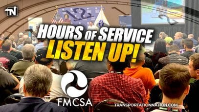 fmcsa listening session at gats