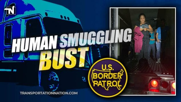 human smuggling bust in Tucson
