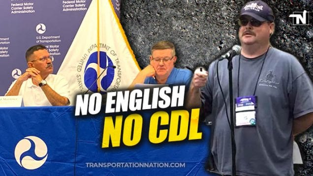 no english – no cdl – fmcsa listening session – gats