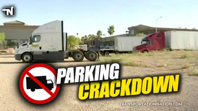 parking crackdown in clark county nevada