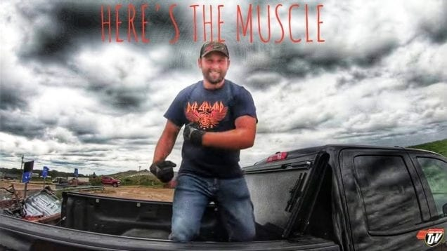TJV | HERE'S THE MUSCLE | #1781