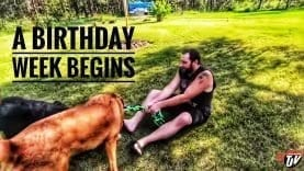 TJV | IT'S A BIRTHDAY!!! | #1769