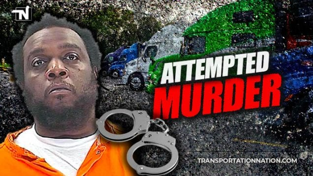 trucker guilty of attempted murder at a petro travel center in new jersey
