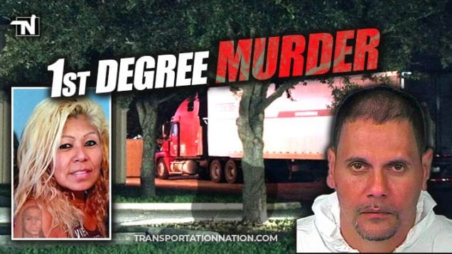 viviana sanchez murdered by trucker manuel jesus vega – 1st degree murder charge
