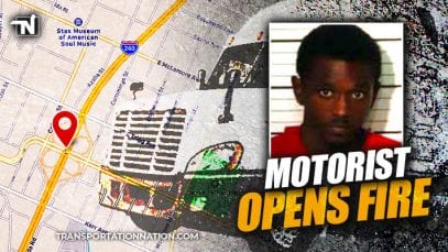 19 year old shoots at trucker in Memphis