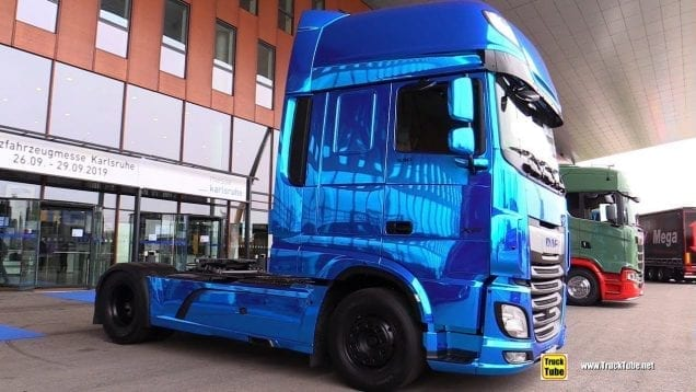 2020 DAF XF 530 Truck by EBB Truck Center – Exterior and Interior Walk Around