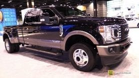 2020 Ford F350 King Ranch – Exterior Walk Around