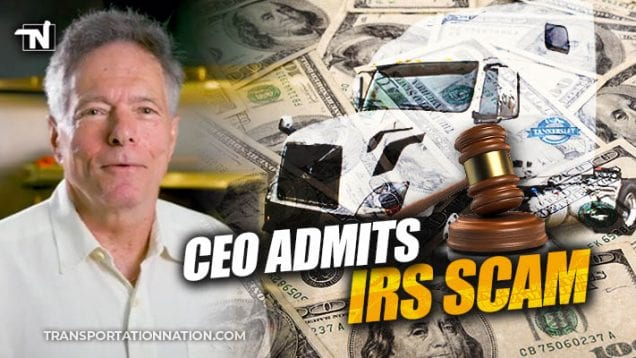 CEO Donald Tankersley Admits IRS Scam