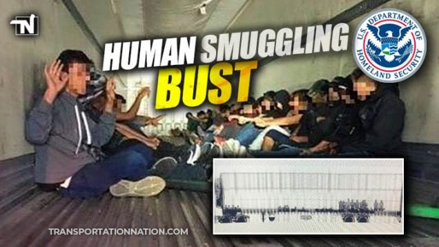 human smuggling bust in Tucson – September 2019