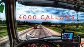 My Trucking Life   4000 GALLONS   #1784
