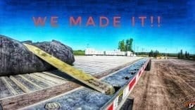 My Trucking Life | WE MADE IT! | #1800