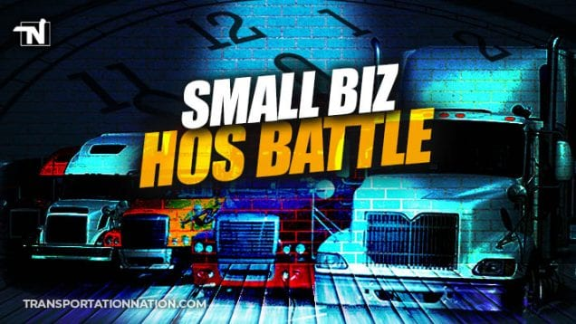 small biz hos battle