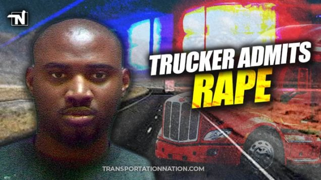 trucker admits rape – 1-80