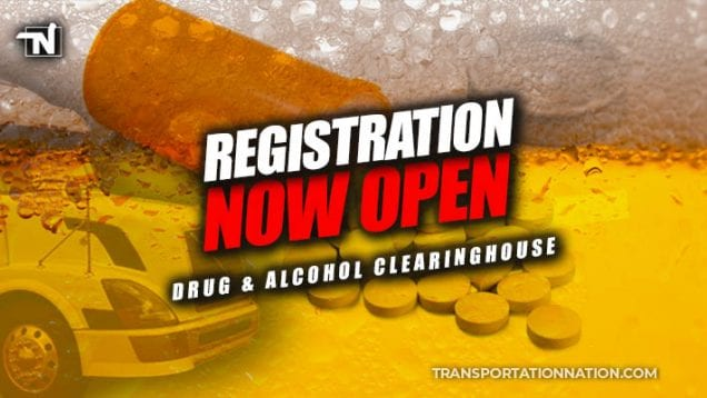 FMCSA Drug and Alcohol Clearinghouse