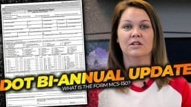 OOIDA – DOT Bi-Annual Update