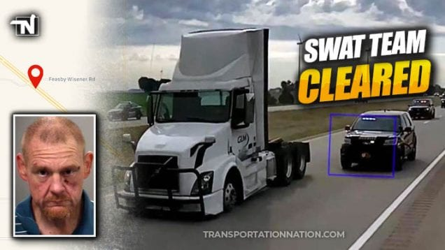 Police Kill Truck Driver in Ohio – SWAT TEAM CLEARED