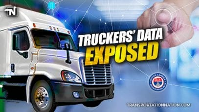 Truckers Data Exposed