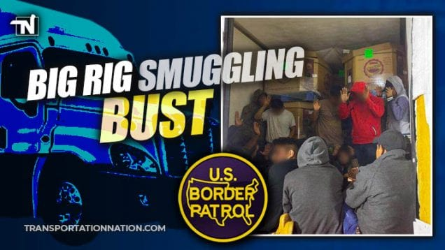 human smuggling bust in Tucson – Oct 28 2019