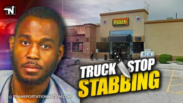 man sentenced after truck stop stabbing
