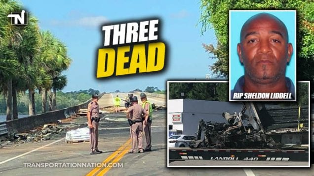 trucker killed by teenage driver in florida