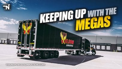 Keeping Up with the Megas – Wilson Logistics