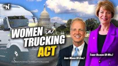 Women in Trucking Act