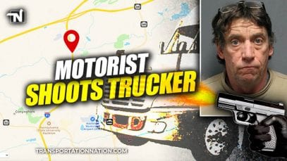 motorist shoots trucker on i-81 in pa