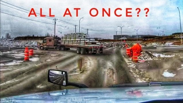 My Trucking Life | ALL AT ONCE?? 😲 | #1840