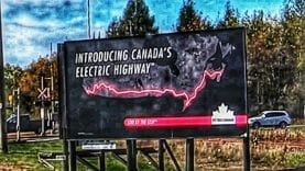 My Trucking Life | CANADA'S ELECTRIC HIGHWAY | #1834