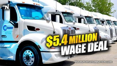 $5.4 Wage Deal Approved in Celadon's Post-Bankruptcy Hearing